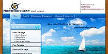 Home Page for Northern Star Boat Works